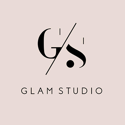 logo glam studio